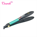 2018 Hair Straightener Brush Custom Flat Irons with Private Label