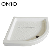 Difference size ceramic shower tray for bathroom shower from chaozhou