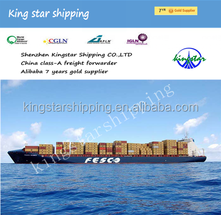 Professional LCL Shipping Sea <strong>Freight</strong> Rates From China to Vancouver Canada
