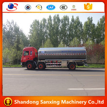 2016 Hot sale small Fuel Tank Truck, 7000L Oil Tanker