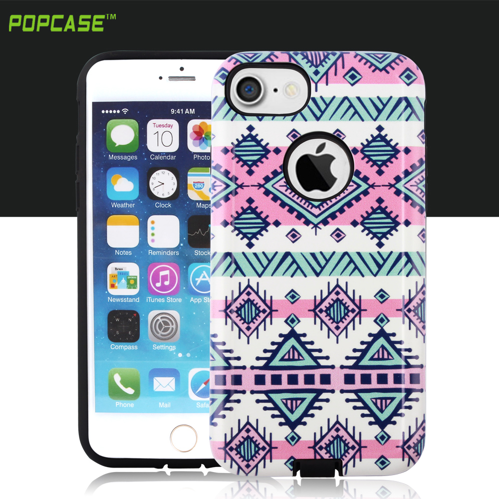 Latest design sublimation cell phone cases for iphone 7