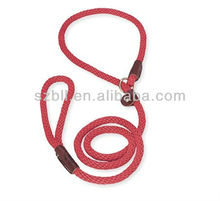 British style dog slip lead