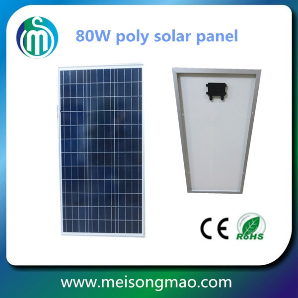 Best price solar power 100w solar panel 100w solar photovoltaic modules from China