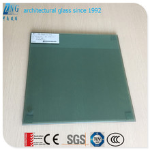 102 Blue green reflective glass / solar control glass / solar reflective glass 6mm used for windows