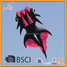 3D inflatable goldfish kite