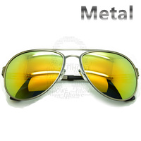 sunglasses for men aviator  sunglasses metal aviator