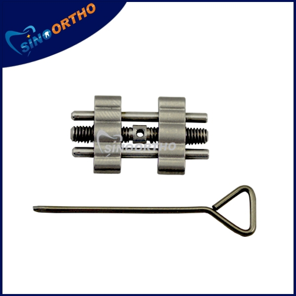 SINO ORTHO High Quality Orthodontic MIM Expansion Screws