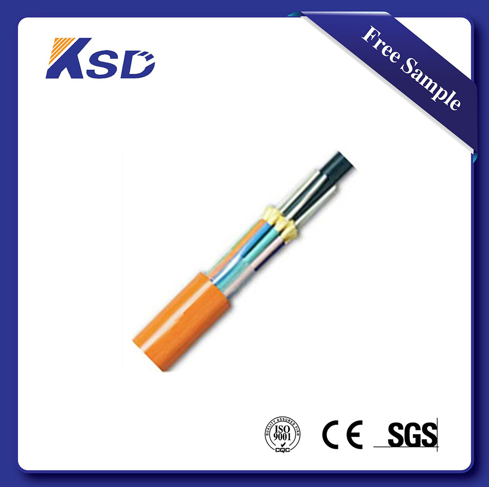 6 core Indoor Breakout Tight Buffered Optical Fiber Cable