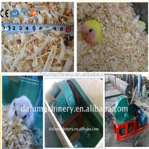 DF Famous Wood Shaving Machine for Animal Bedding