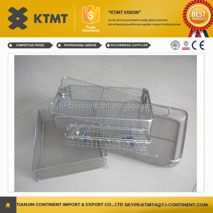 Eco-Friendly painting stainless steel crimped wire mesh for Metal Basket