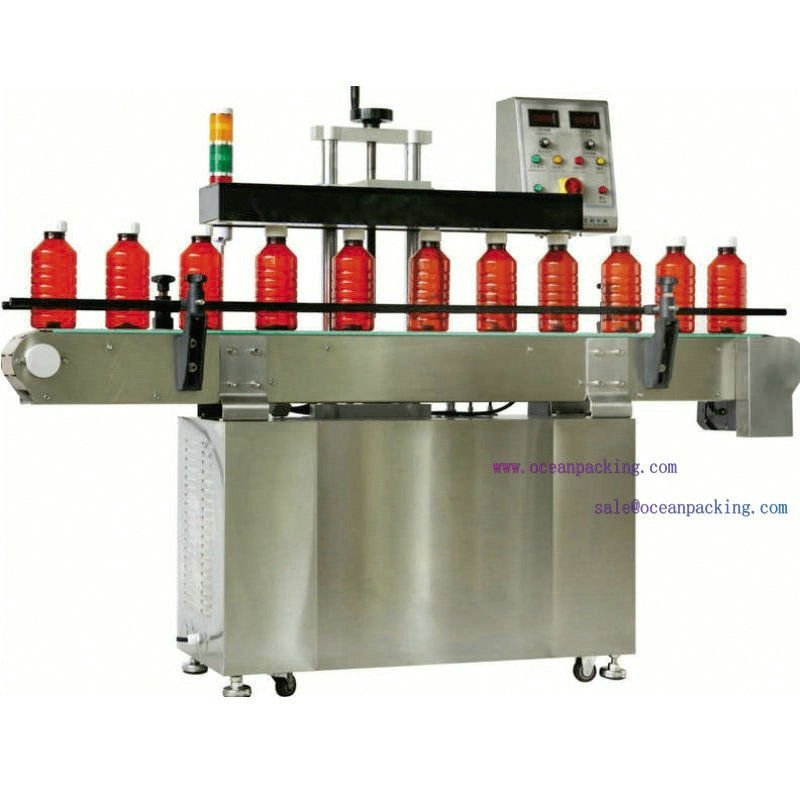 high speed automatic sealer vacuum with water cooling system
