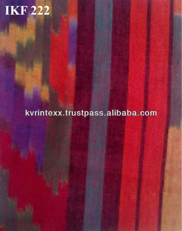100% cotton ethnic fabrics