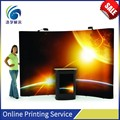 Hot selling Best Quality Fabric Advertising pop up banner display