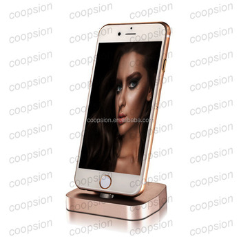 New Design hot selling charger dock for android and iphone