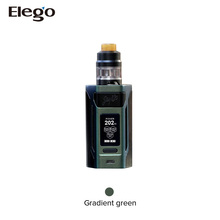 2ml and 4ml Liquid Capacity E Cigs WISMEC Reuleaux RX2 21700 with Gnome Kit from Elego