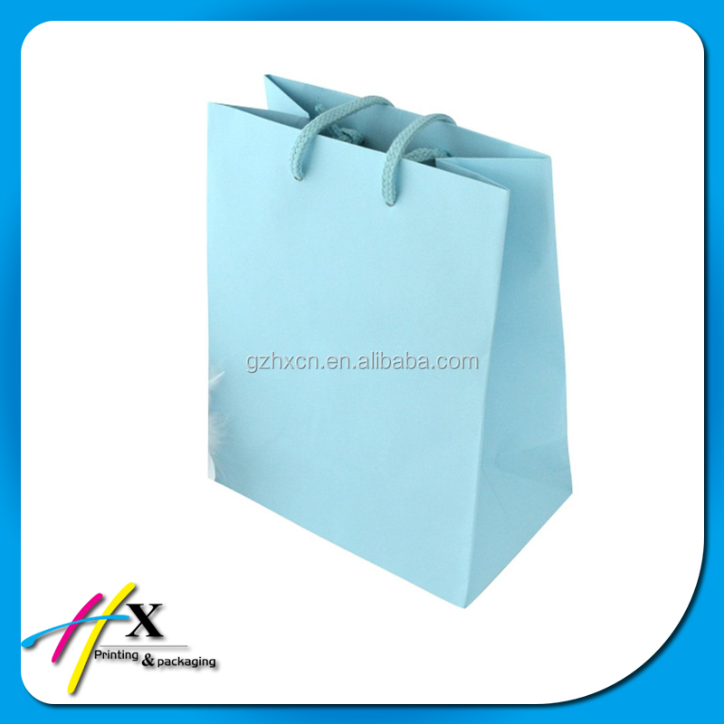 free sample high quality promotion paper gift shopping bag promotion paperbag for shopping