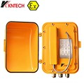 Analog ATEX Approved Explosion proof IECEX Telephone EX Telephone KNTECH KNEX5