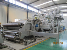 Most Advanced 2700/600 Crescent Former Tissue Paper Making Machine-22.5t/d Output