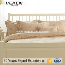 rich export experience reactive printed bedding set sales