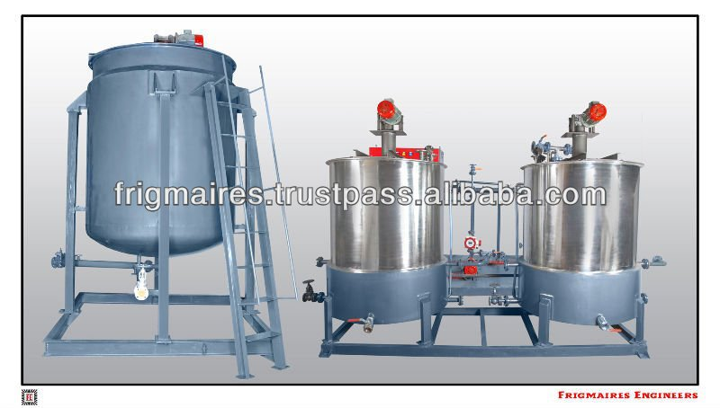 Crumb Rubber Modified bitumen machine