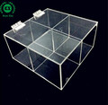 new style multi-grid acrylic large storage box