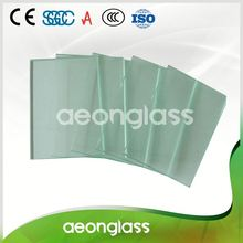 High quality 4mm borosilicate clear float glass price