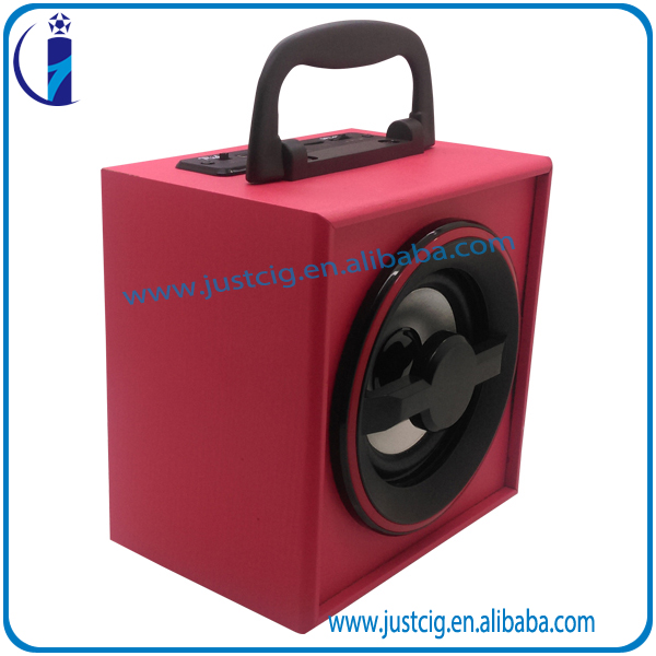 Mini multifunctional long play time speaker portable UK-53 portable speaker for all mobile phone