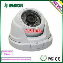 Enxun 3MP IR Security Dome Vandal Proof HD Mini IP cctv camera housing manufacturers