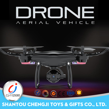 6 axis WIFI APP control follow me rc drone gps long distance with camera