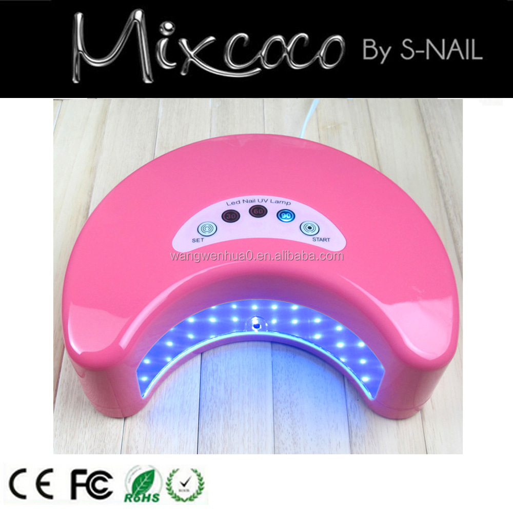 Professional 48w Led Nail Lamp 2 Hands,48 Watt Led Nail Lamp,48w ...