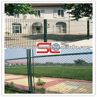 PVC coated wire mesh fence(more 20 years ) for airport,highway road