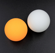Plastic ping pong Table Tennis Balls with printed