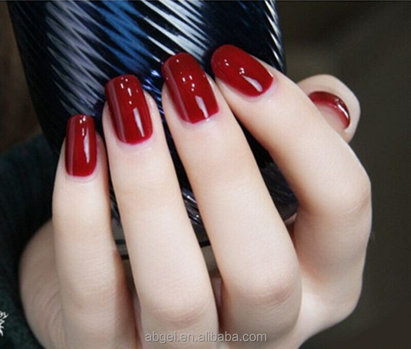 Guangzhou professional manufacturer free sample UV gel nail polish