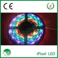 WS2801 3M adhesive tape led strip programmable