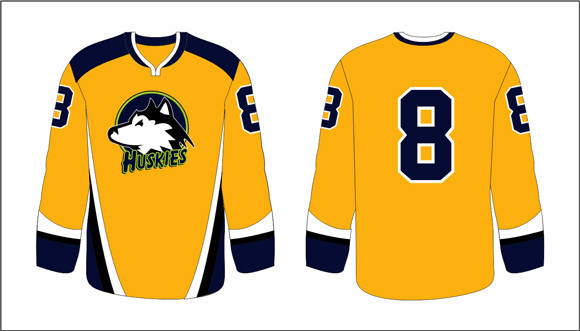 hockey uniform builder custom for team