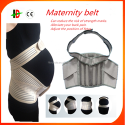 China supplier Waist/Belly Support back support Brace Nursing fish line cloth
