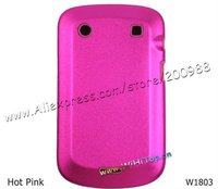 Different Colors / Aluminum Silicon Dual Cover Hard Case for Blackberry Bold 9900 9930