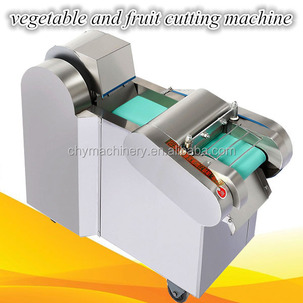 promotion price fruit and vegetable slicing machine/vegetable dicing equipment/cutting machine for vegetable manufactured