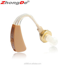 Sound Amplifying Device Affordable Hearing Amplifiers /Non Rechargeable Behind the Ear Hearing Enhance Amplifier