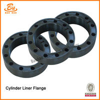 API Standard Cylinder Liner Flange For Mud Pump Fluid End