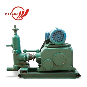 Grouting pump of JW type multi functional high-speed cement mortar pump