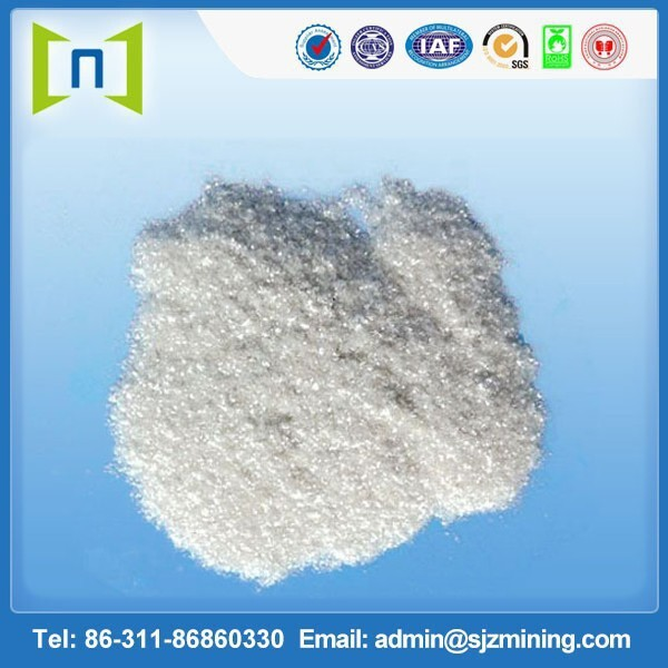 325 mesh white versatility mica mineral widely used in building materials industries (whiteness:62-67 degree)