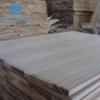 China Paulownia Finger Jointed Board