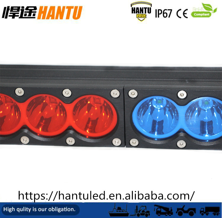 New products in 2018!! 30W single row led work light /slim body led light bar for car/model:HT-2330