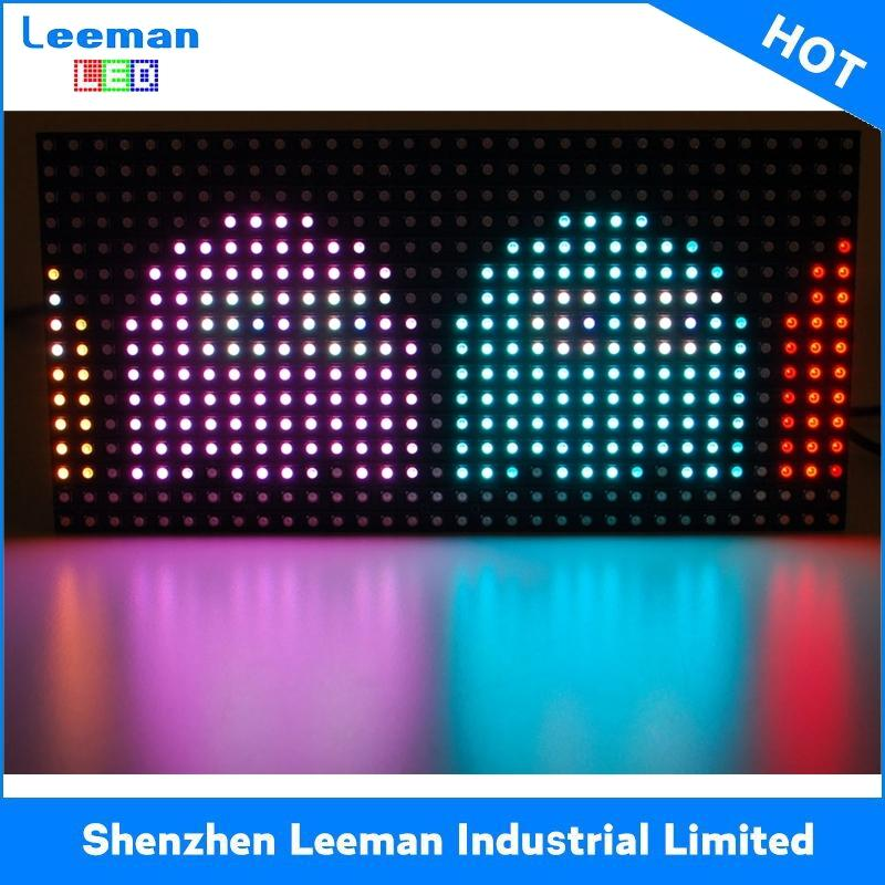outdoor full color smd led module p10 ultra thin led panel illuminated dance floor led display/panel/wall