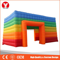 Tent inflatable, Hot seling inflatable camping tent for advertising