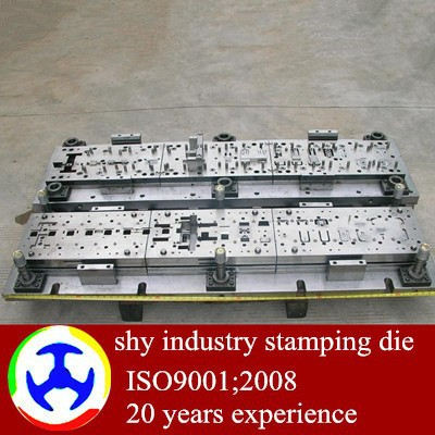 Stamping Moulds for Automotive Battery Base