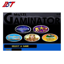 Hot sale coolair 5 in 1 multi game board