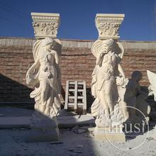 building decoration stone column cover