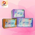 jiahua sanitary napkins oem brand lady sanitary pad for girls and woman